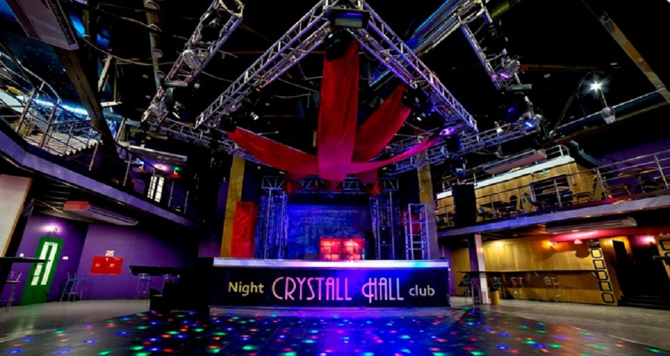Crystall Hall