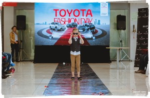 Toyota Fashion Day
